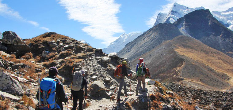 Top 8 reasons to go on  Everest Base Camp Trek