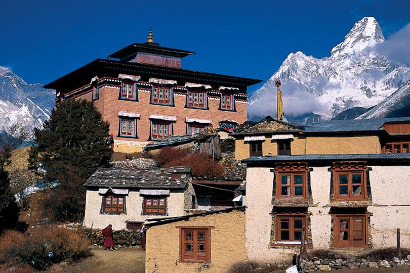 Tengboche Monastery, Established by Lama Gulu in 1916