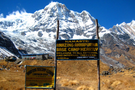 My trip to Nepal was fantastic -Annapurna Base Camp Trek