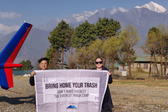 Rightful Ban of Plastic in the Everest Region