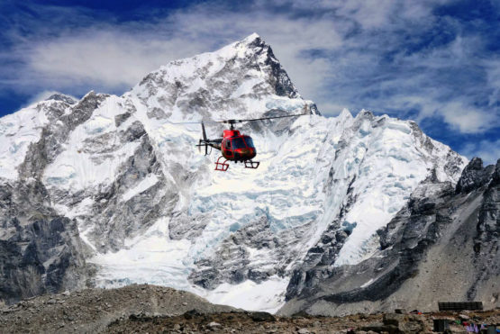 5 Best Helicopter Tours In Nepal