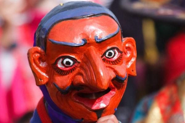 Paro Tsechu Festival Tour
