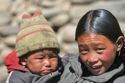 local villager of lower dolpo