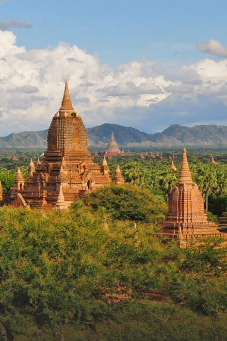myanmar destination