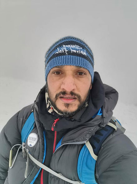 Sabin Pandey