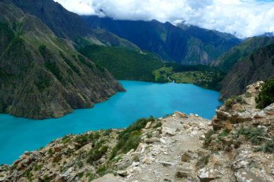 Lake at Dolpo