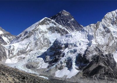 Beautiful view of Everest from Kalapathaar; A seasonal guide on the best time to trek to Everest Base Camp