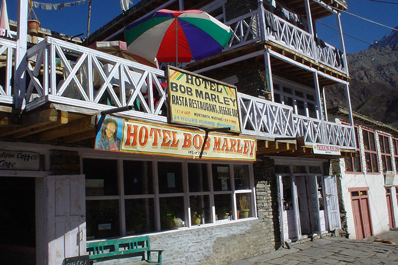Modern Lodges in the Annapurna Base Camp Trail