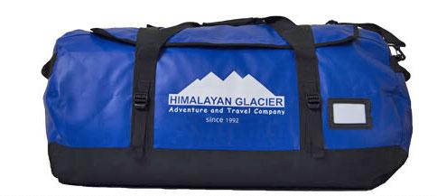Duffle Bag for Annapurna Base Camp hike