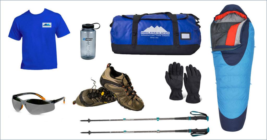 Packing list for Annapurna Base Camp Trek; what should you pack for the annapurna base camp trek